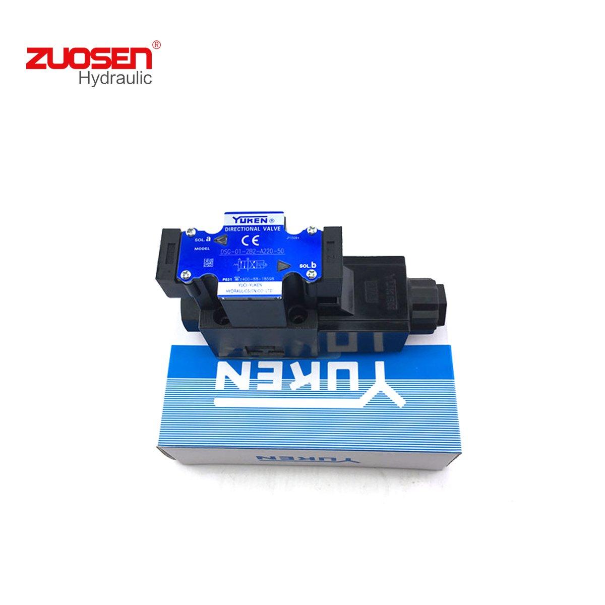 Yuken DSG-01-2B2-A220-70 Hydraulic Valves