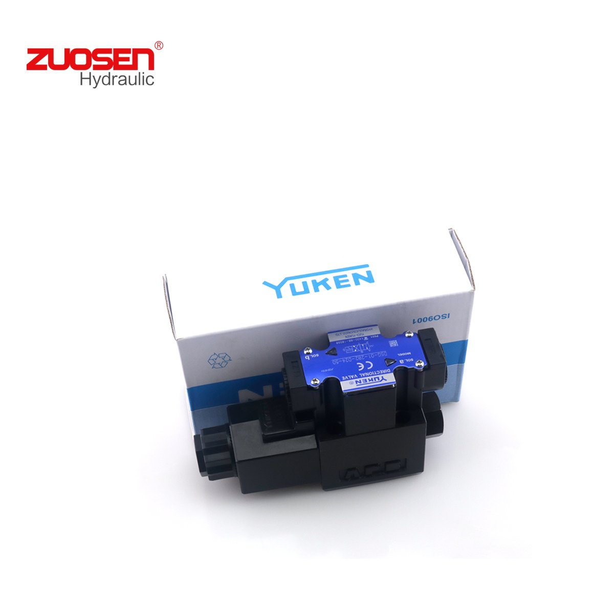 Yuken DSG-01-2B2-D24-70 Hydraulic Valves