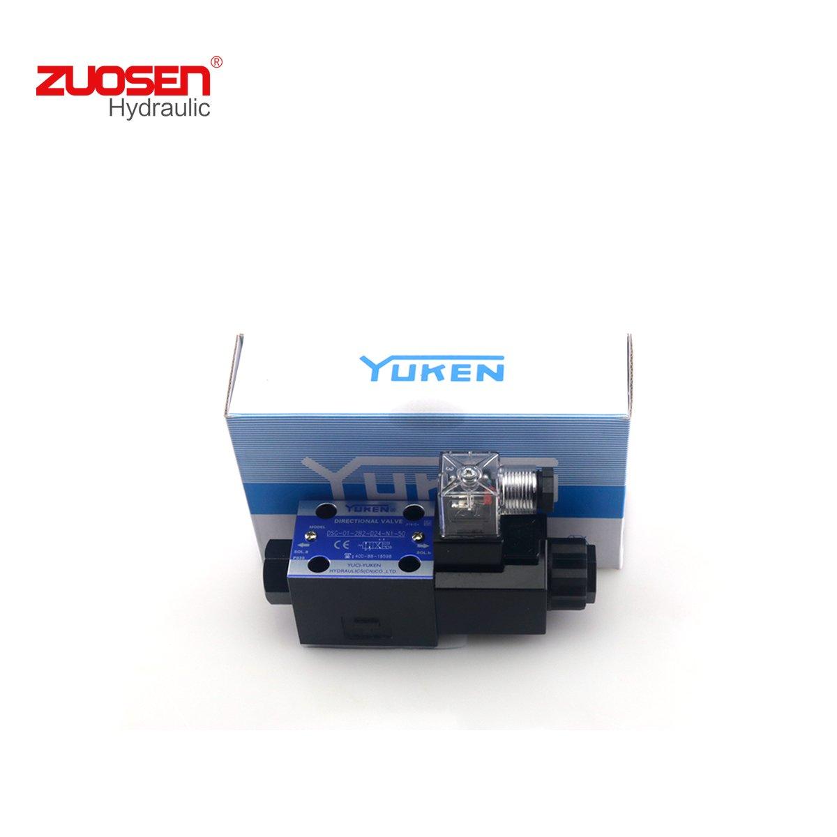 Yuken DSG-01-2B2-D24-N1-70 Hydraulic Valves