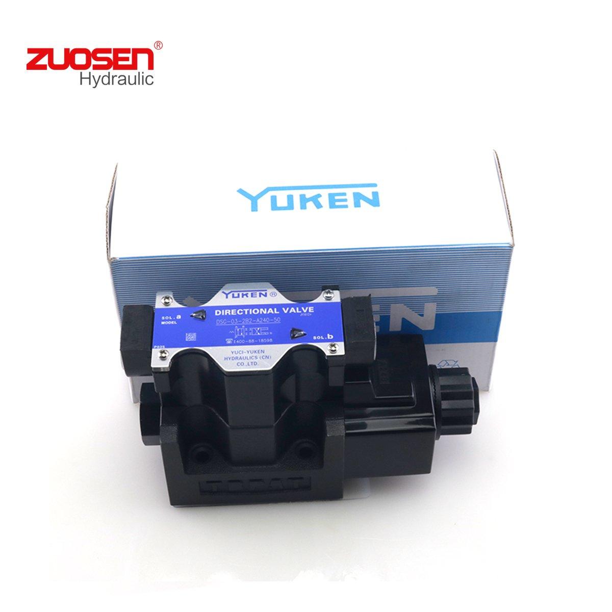 Yuken DSG-03-2B2-A240-50 Hydraulic Valves
