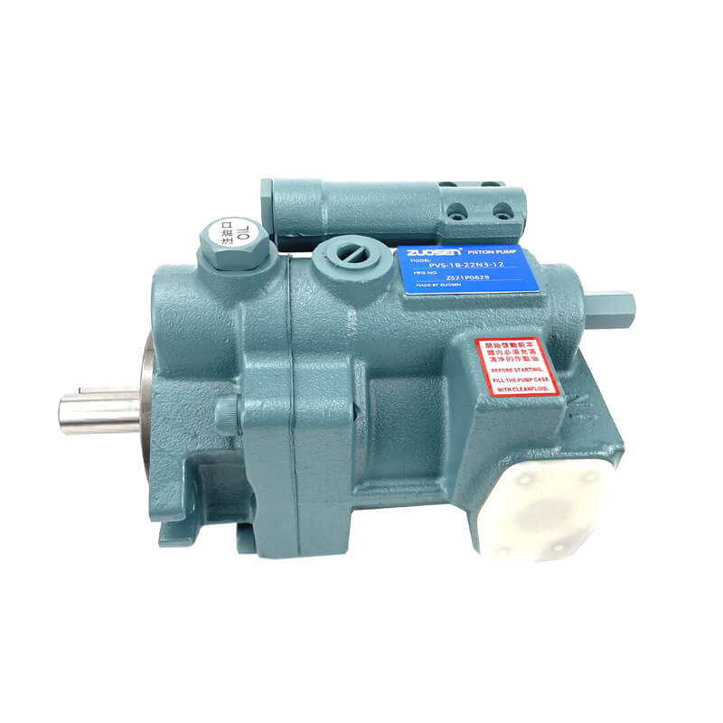 Nachi PVS-1B-22N2-12 Variable Piston Pump