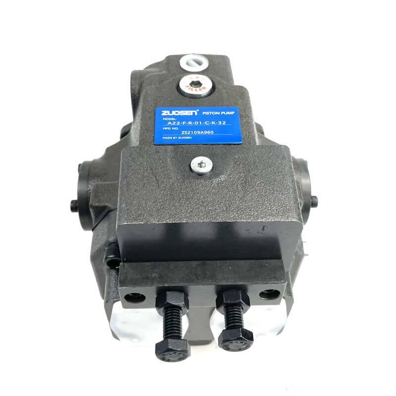 Yuken hydraulic pump A22-F-R-01-H-K-322