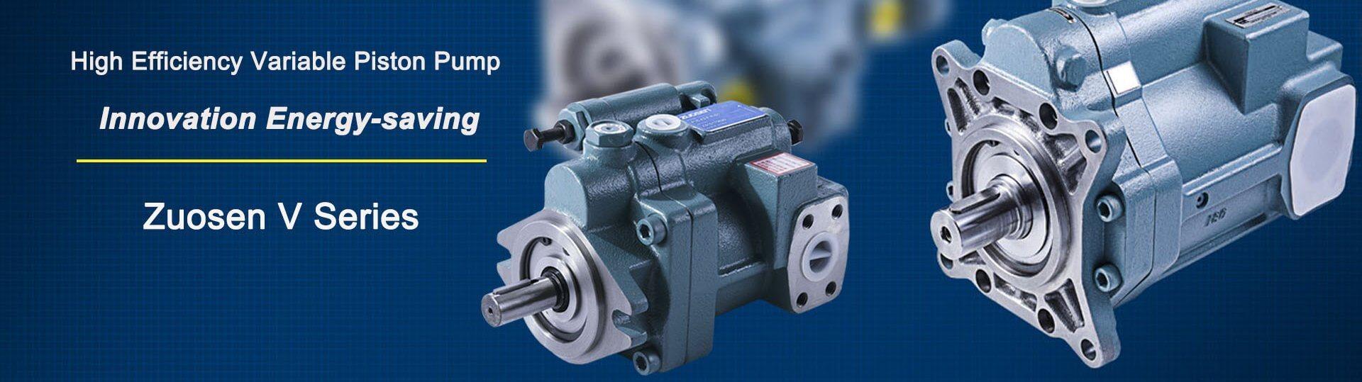 piston pumps manufacturer