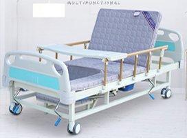 家用护理床展示