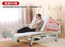老人护理床功能展示