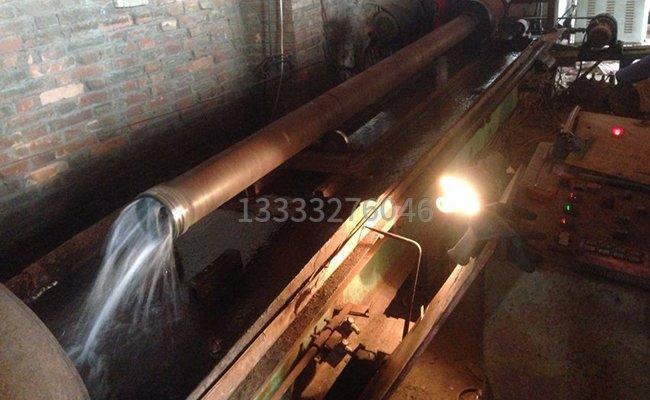 耐磨泵管内壁淬火处理