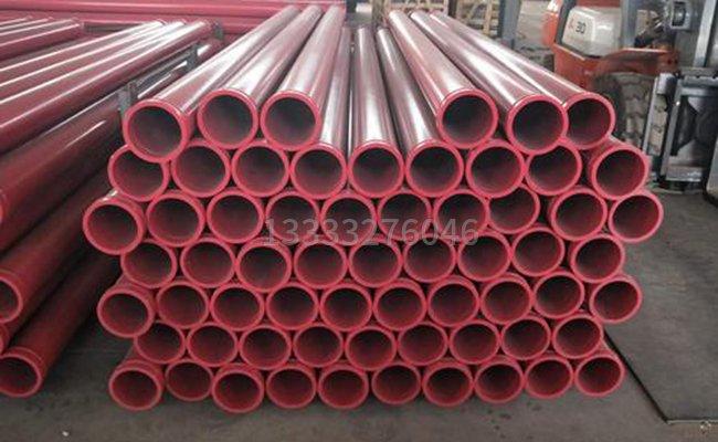 钻杆材质的地泵管