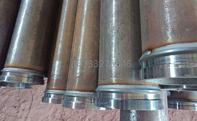 焊接好的地泵泵管