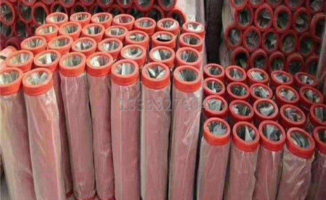 1米长度的耐磨泵管