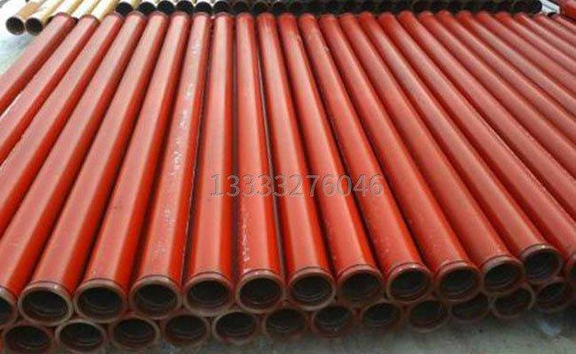 3米长度的高压混凝土泵管