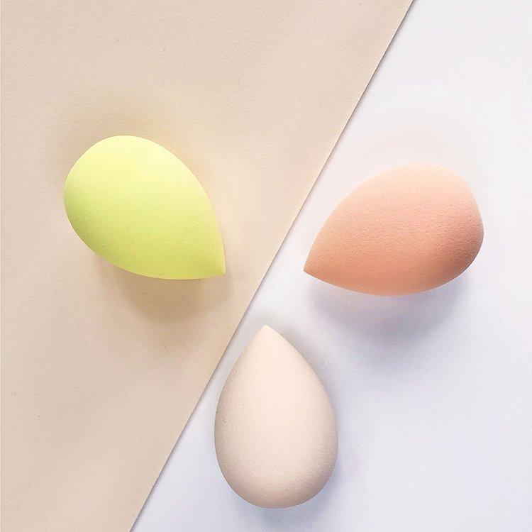 水滴头美妆蛋