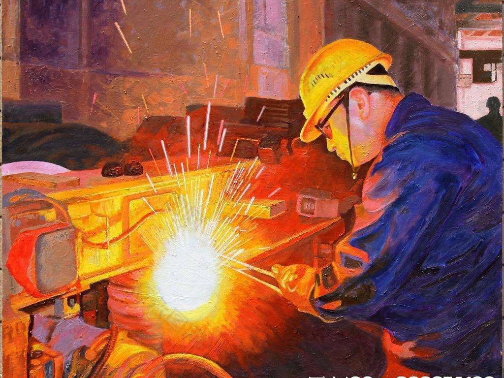 建筑焊工8
