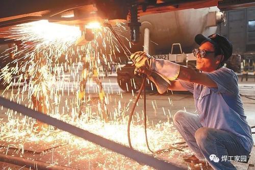 建筑焊工12