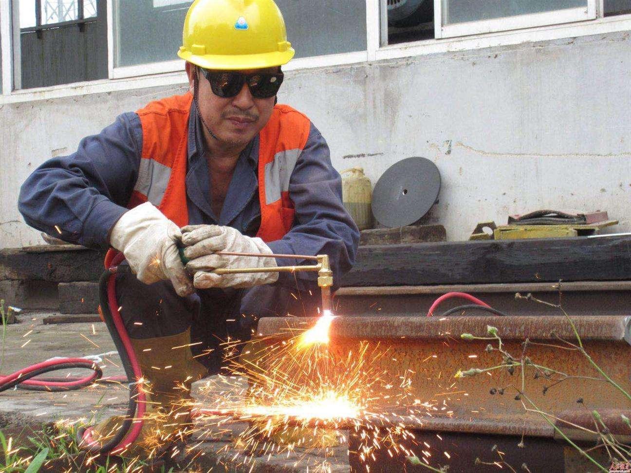 建筑焊工2