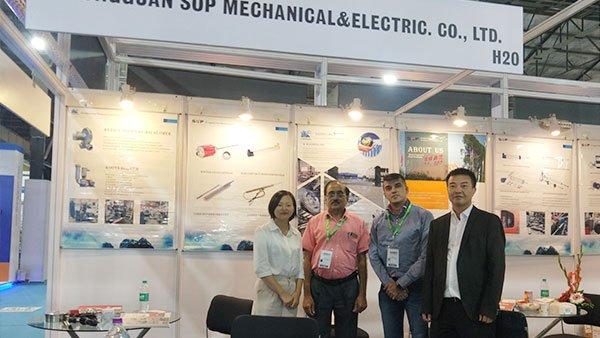 2019 SOP Industrial Exhibition in India