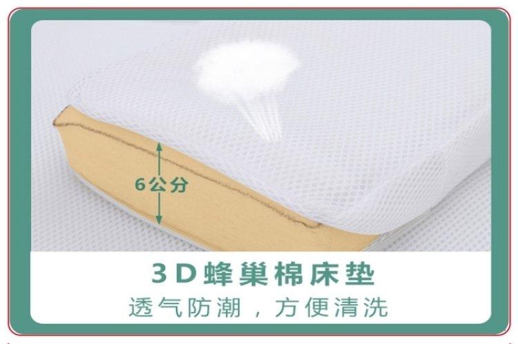 多功能护理床便孔结构展示