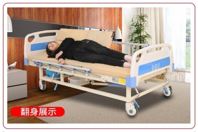 手动单摇多功能护理床厂家哪家质量好