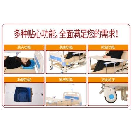 多功能护理床技术