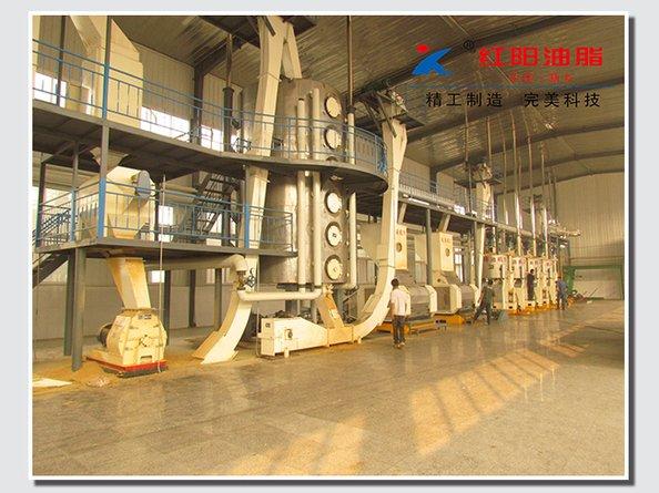 大型榨油生产线
