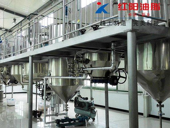 紫苏油精炼设备-山茶油精炼设备