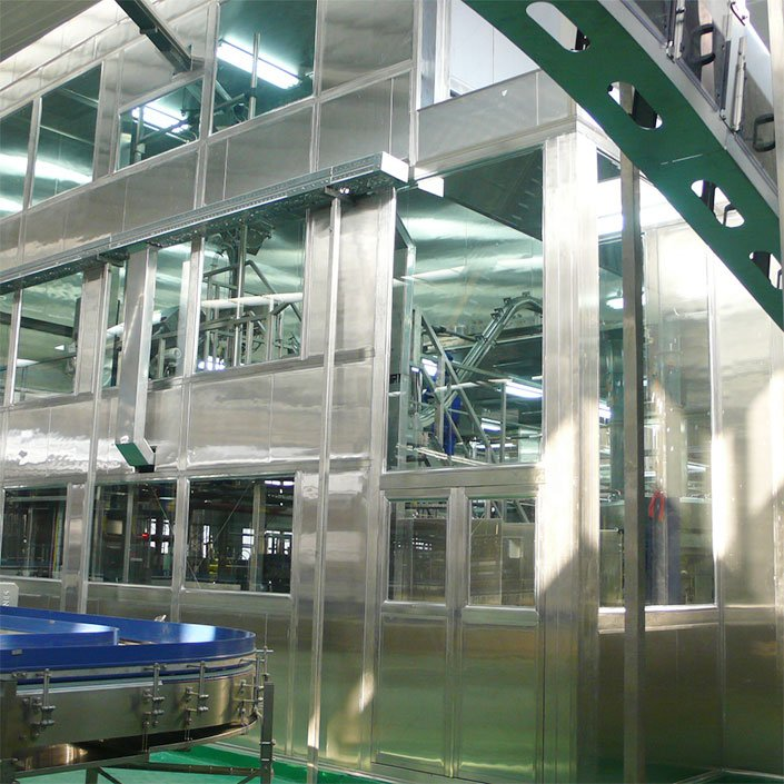 Air shower is a kind of universal local purification equipment