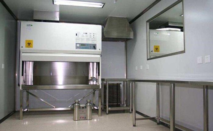 P3实验室设计
