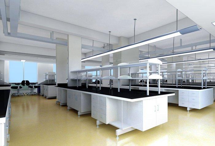 自来水厂实验室设计方案