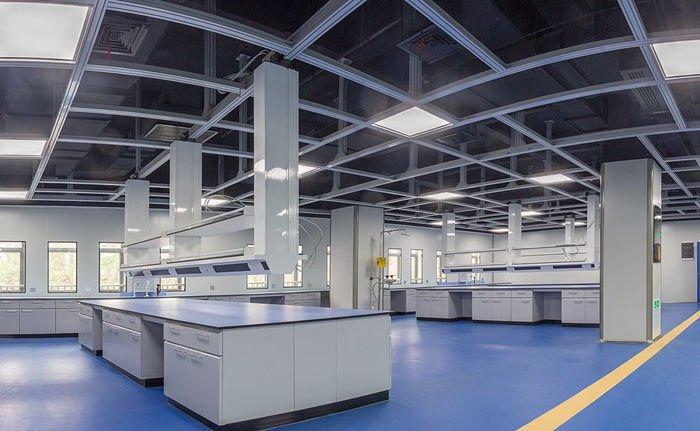 生物科技实验室施工方案与要求