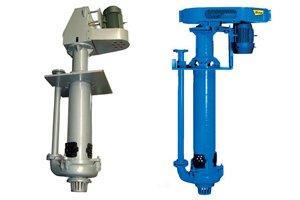 TSPR slurry pumps