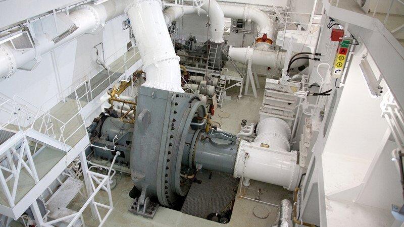 WN-type dredging pump