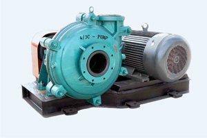4/3C-THR Rubber Slurry Pump