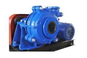 6/4E-THR Rubber Slurry Pump