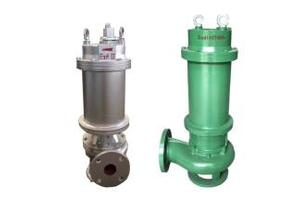 CT4 Sewage Pump