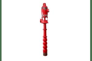 Deep Well Fire Pump