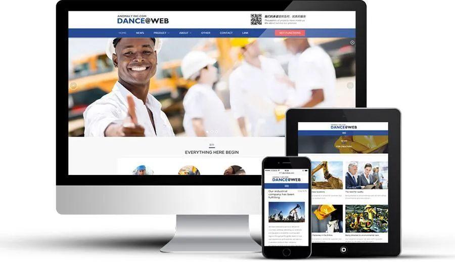 英文网站建设怎么做?外贸网站制作流程