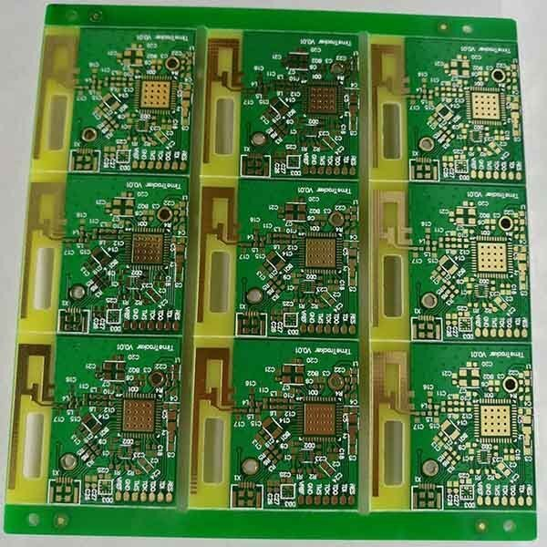 导航仪沉金电路板打样批量生产厂家