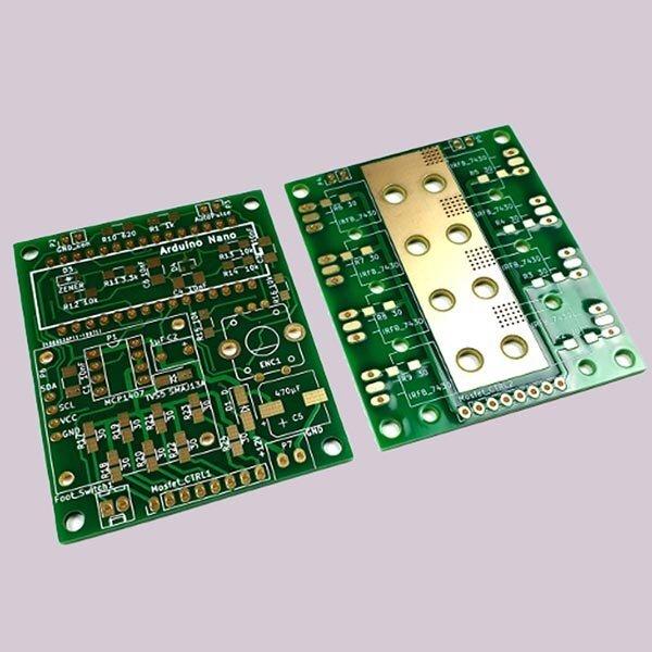 8层沉金PCB线路板打样批量生产厂家