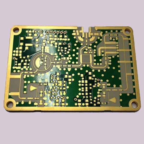 3OZ铜厚PCB厚孔铜板打样批量生产厂家