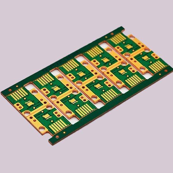 6OZ铜厚沉金PCB厚铜板打样批量生产厂家
