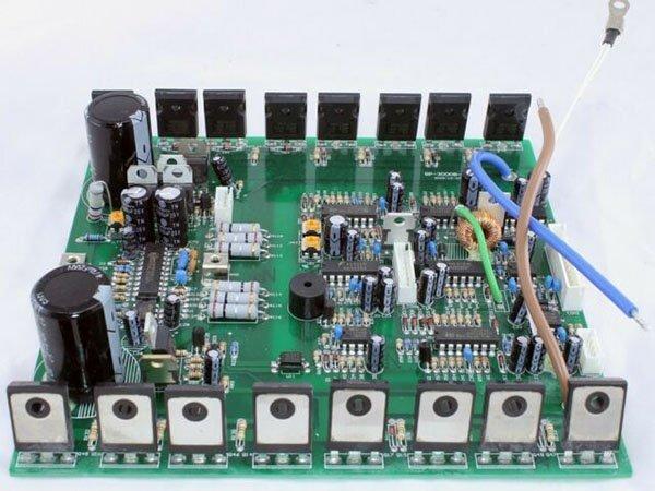 PCBA电路板包工包料的意思?
