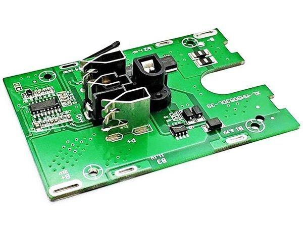 5串21V锂电池保护电路板加工_电动工具锂电池保护电路板厂家