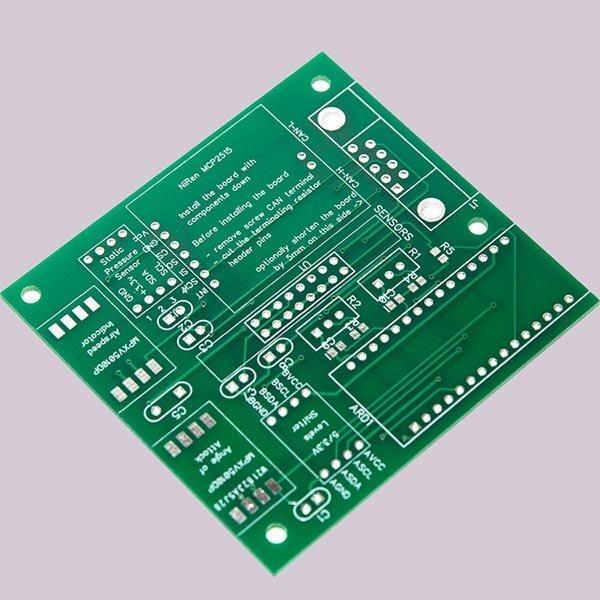 无铅喷锡FR4电路板