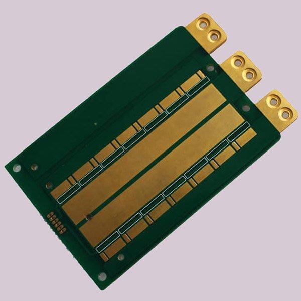 4OZ铜厚多层电源厚铜板