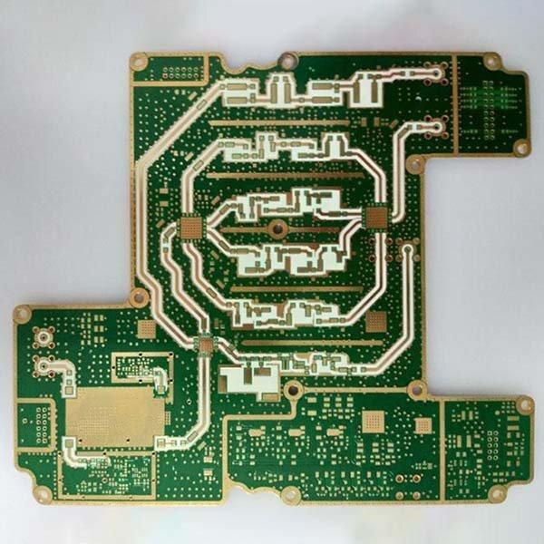 高频通信雷达电路板