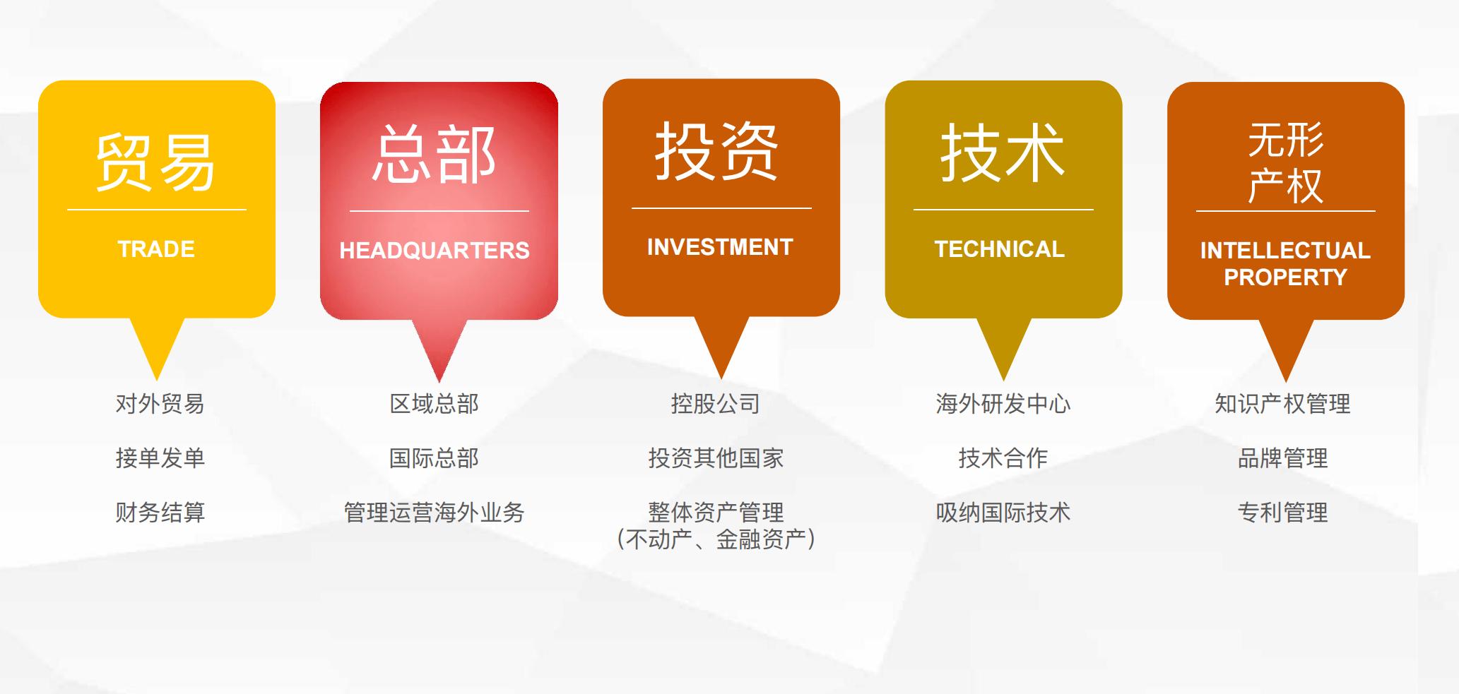 新加坡公司运作模式