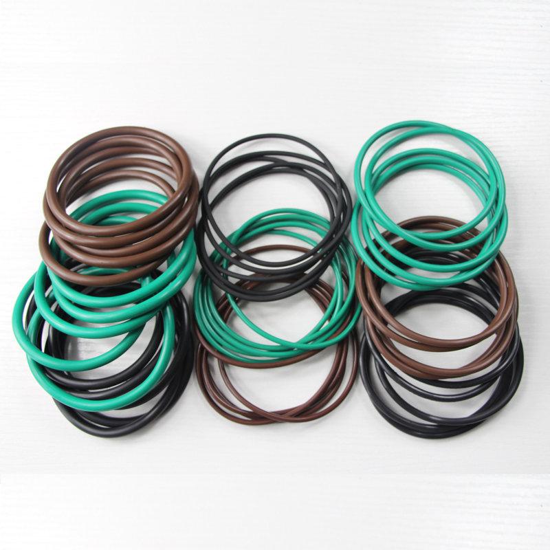 氟胶O型圈耐温280℃,耐油性好、耐磨、耐高压、耐腐蚀!
