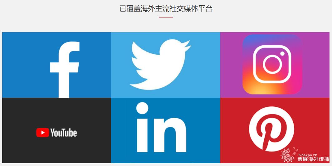 海外社交媒体平台