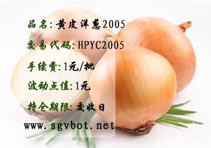 黄皮洋葱HPYC2005