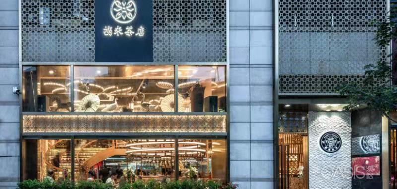 深圳携米餐饮家具设计案例