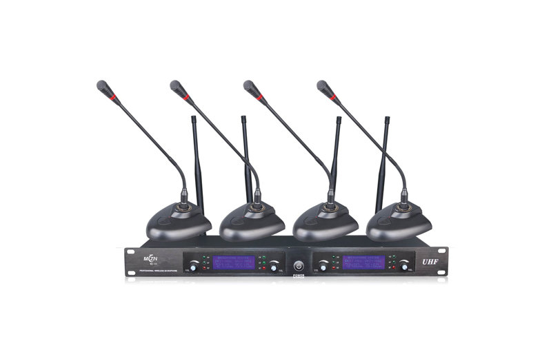 v段无线多话筒系统